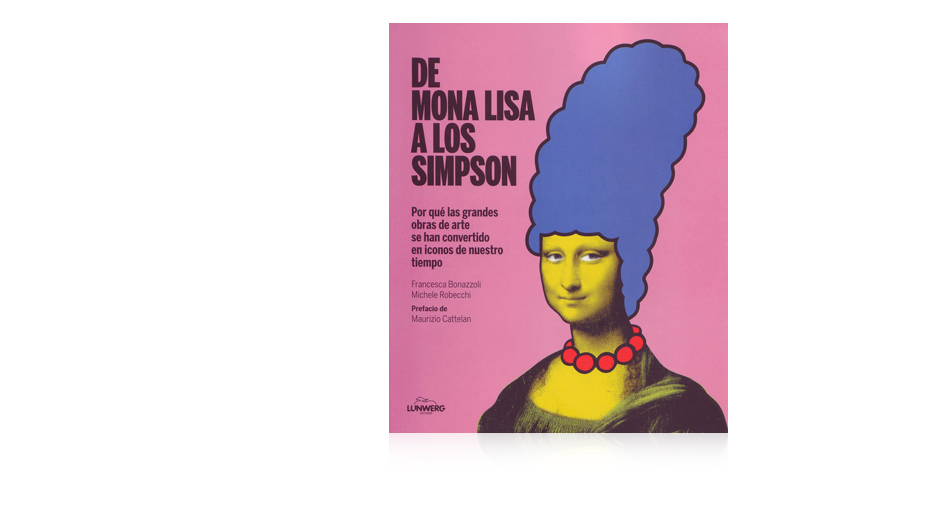From Gioconda to the Simpsons image