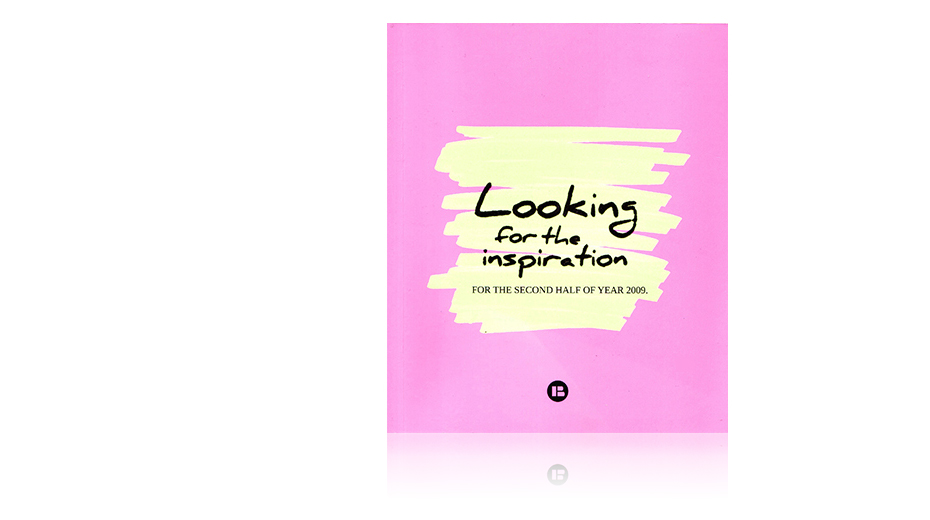 Looking for the inspiration imatge