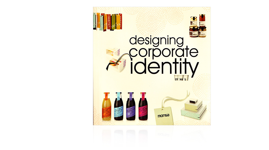designing corporate identity imatge