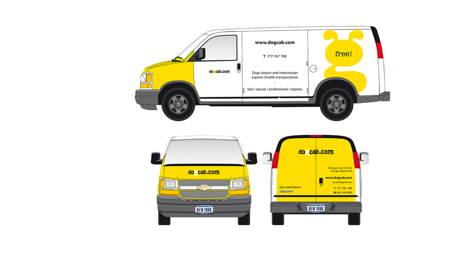 Design for corporate vehicles image