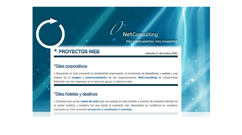 Newsletter NetConsulting imatge